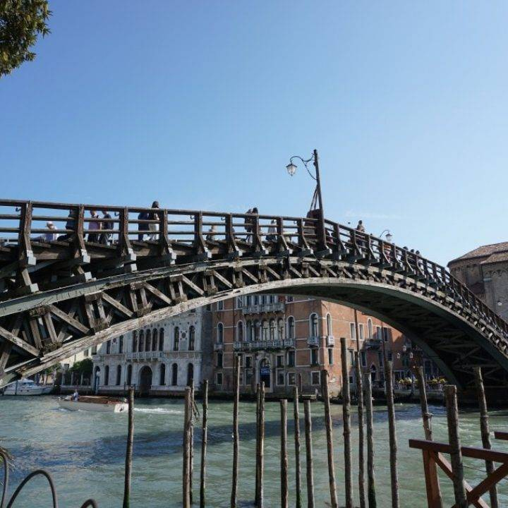 The Arsenale, the strength of Venice