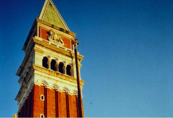 The bells of Venice