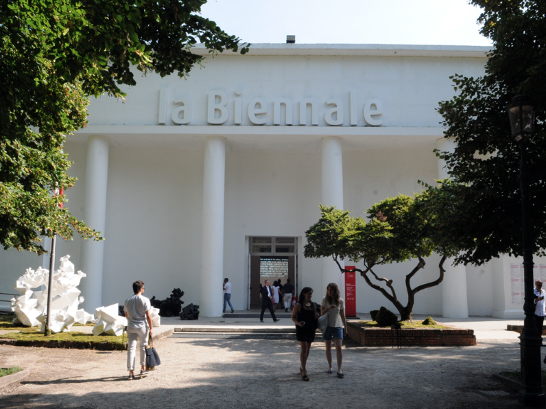 Last chance to visit the Biennale 2016