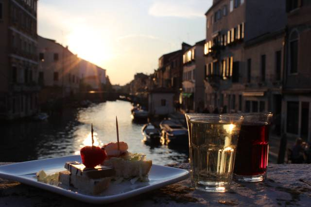 The Bacari of Venice