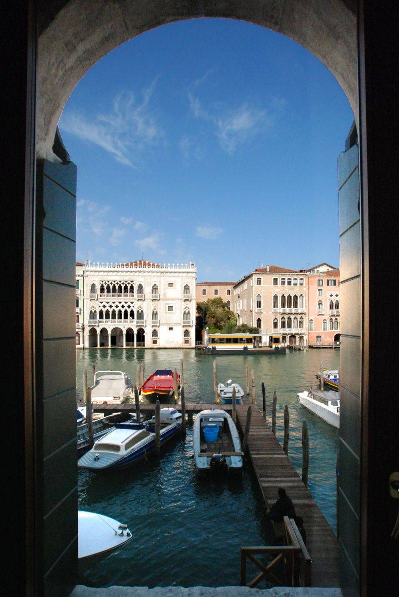 Alba D'Oro Venice apartment with breathtaking Grand Canal view