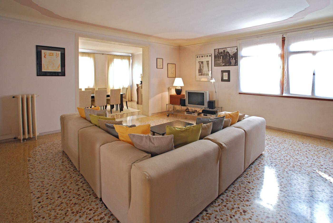 Gradenigo spacious and welcoming home with great view