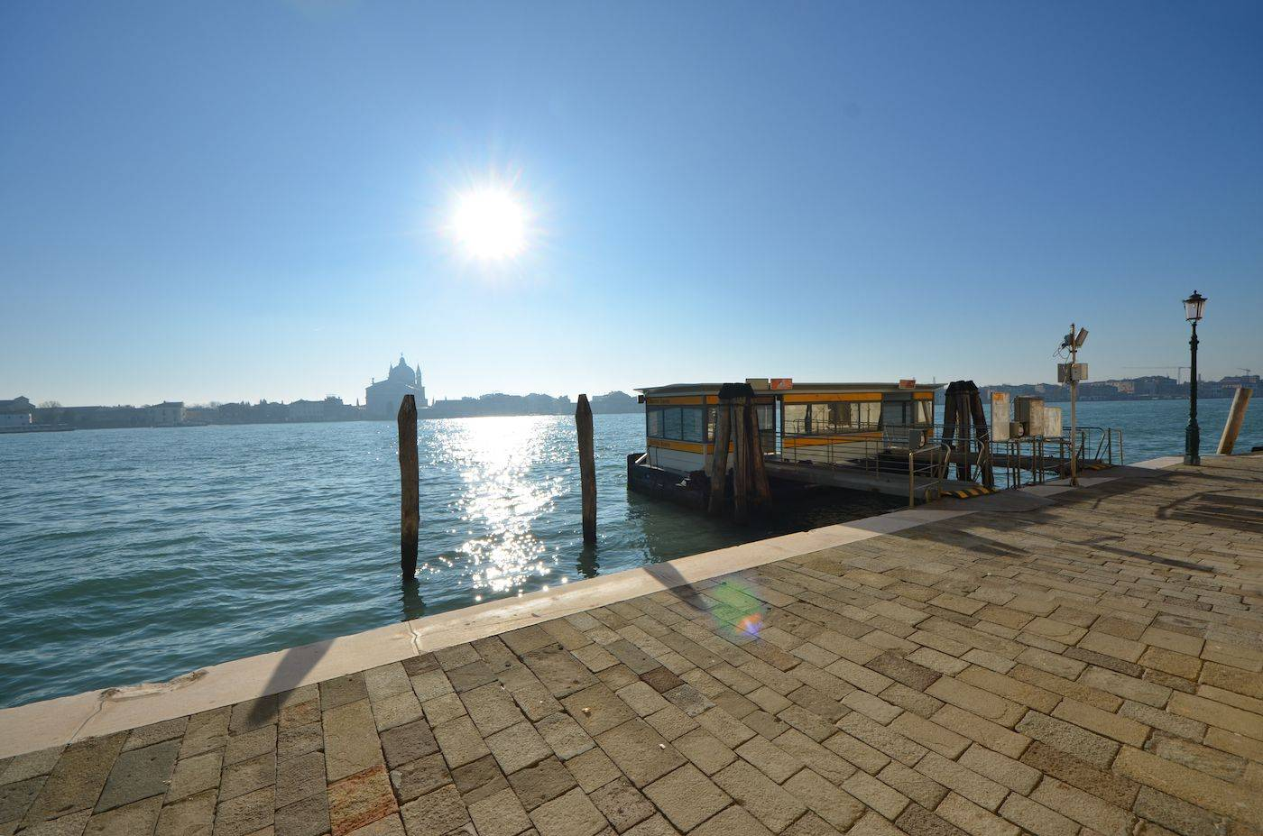 Palladio excellent location and wide open water view