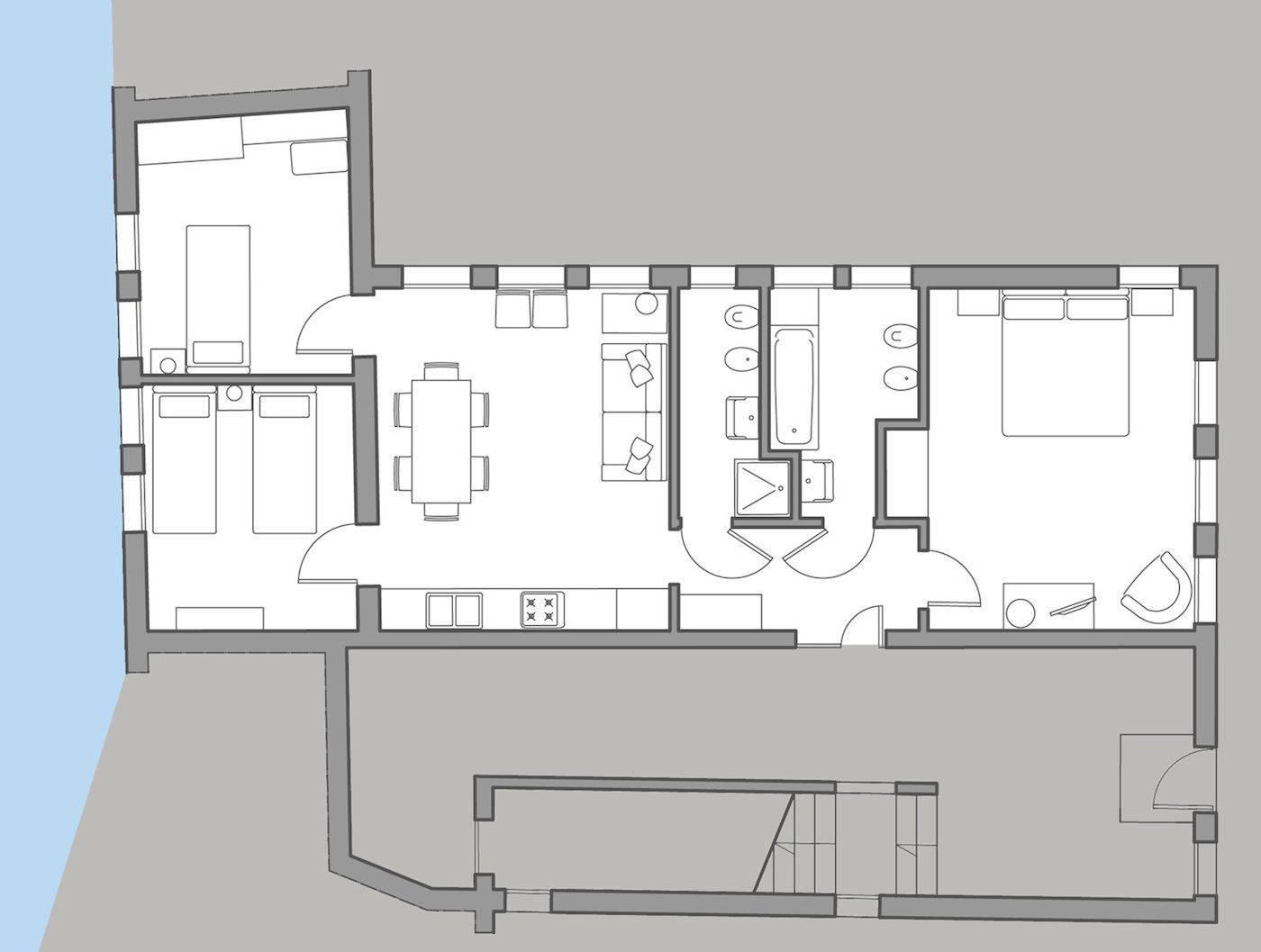 Angelo Michele floor plan