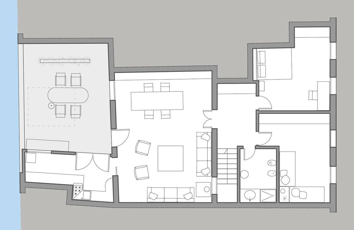 Biennale floor plan