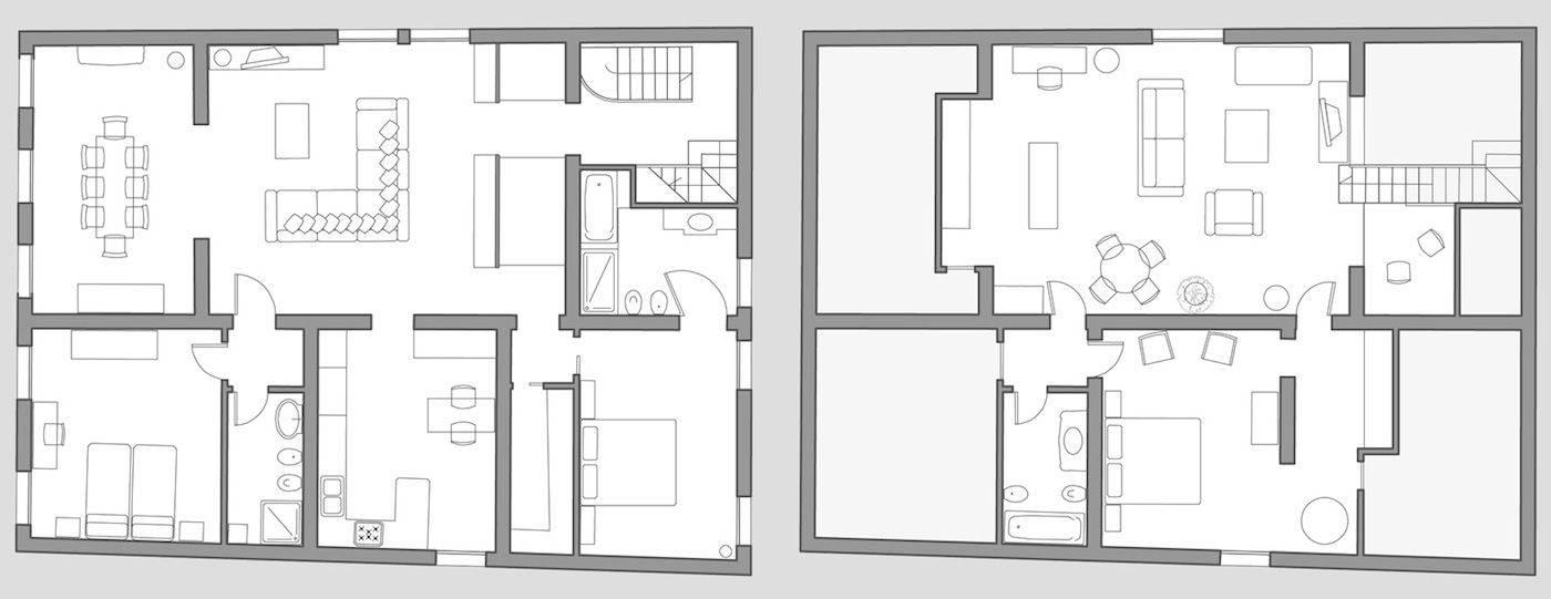 Gradenigo floor plan