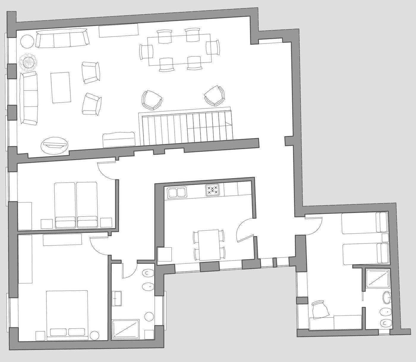 Michiel floor plan