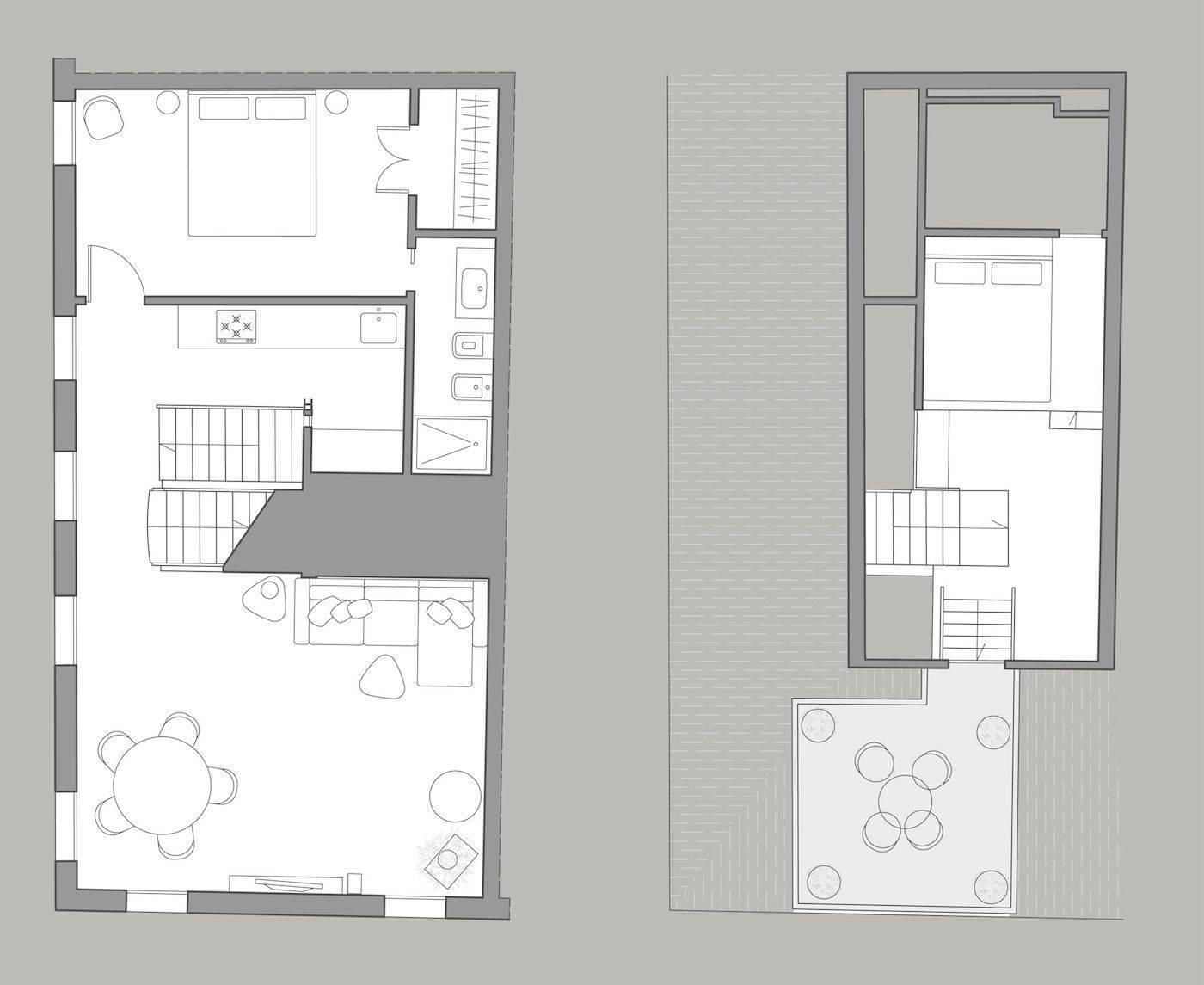 Sagredo floor plan