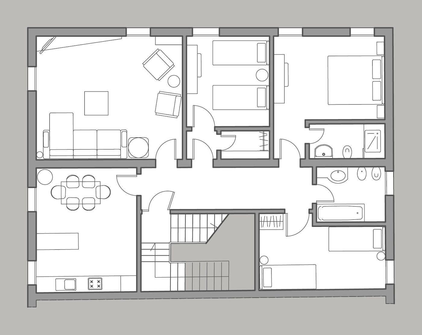 Sansovino floor plan