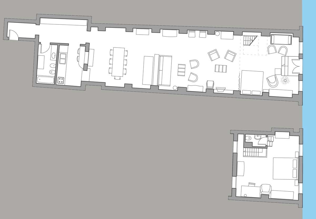Contarini floor plan