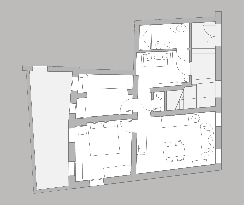 Michelangelo floor plan