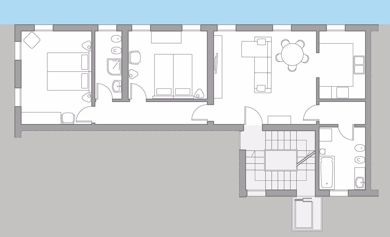 Aida floor plan