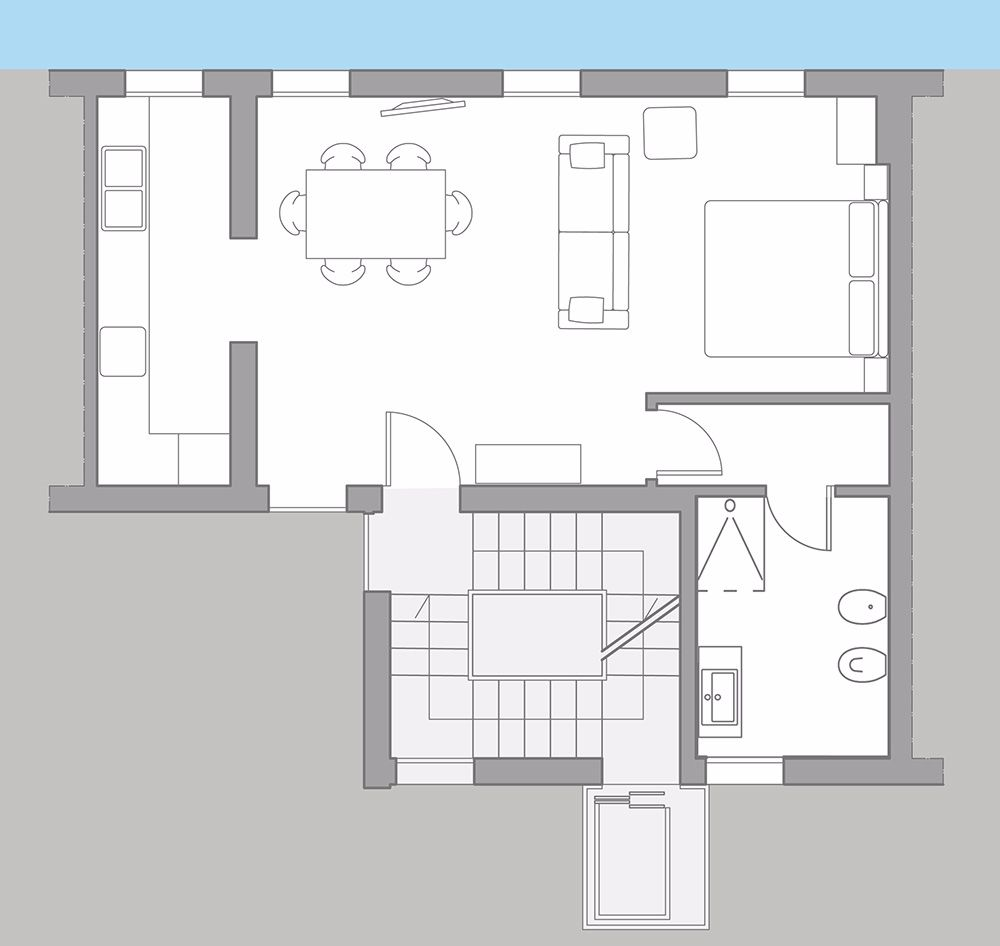 Salomé floor plan