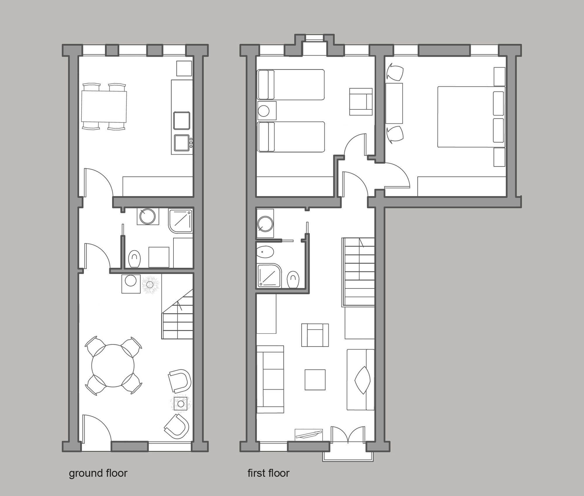 Gabriel Bella floor plan