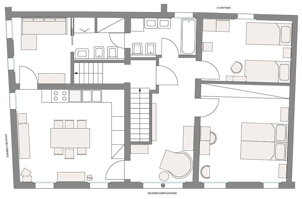 Petrarca floor plan