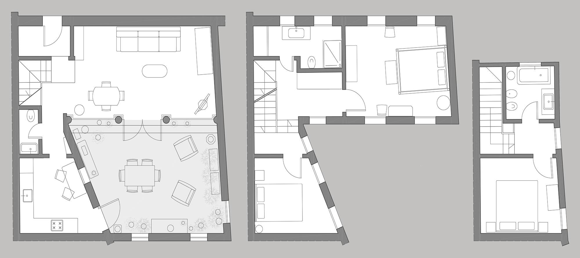 Loredan floor plan